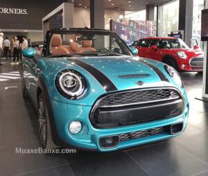 giá xe MINI Cooper Convertible