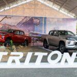 giá xe bán tải Mitsubishi Triton