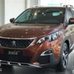 giá xe Peugeot 3008