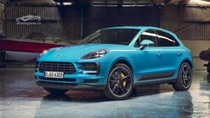 Giá xe Porsche Macan