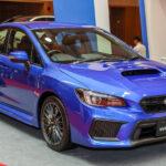 giá xe Subaru WRX Sti