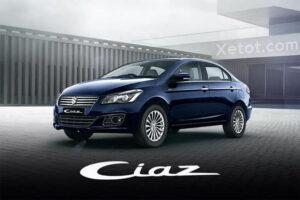 giá xe Suzuki Ciaz