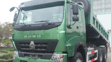 Giá xe tải Howo