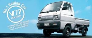 Giá xe tải Suzuki Carry