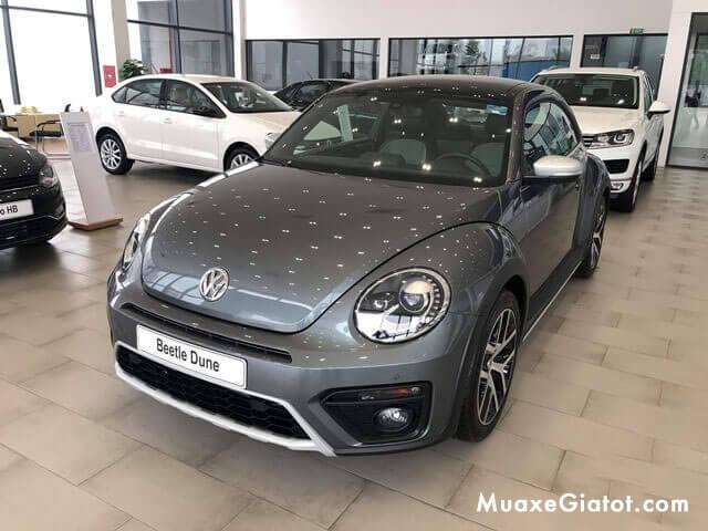 giá xe Volkswagen