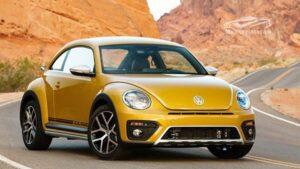 giá xe Volkswagen Beetle Dune