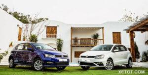 giá xe Volkswagen Polo hatchback