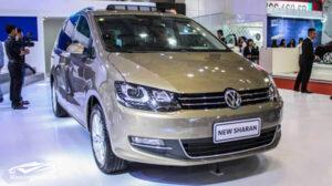giá xe Volkswagen Sharan
