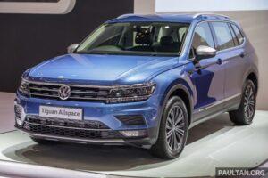 Giá xe Volkswagen Tiguan Allspace