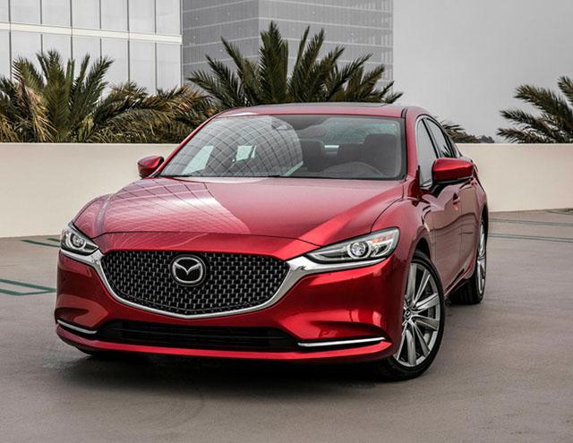 """mazda6 2020 1 - Đánh giá xe Mazda6 Premium - đối thủ xứng tầm của Camry """"thần thánh"""""""