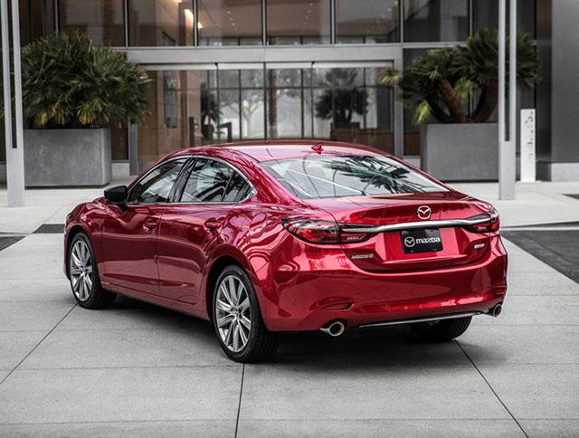 """mazda6 2020 2 - Đánh giá xe Mazda6 Premium - đối thủ xứng tầm của Camry """"thần thánh"""""""