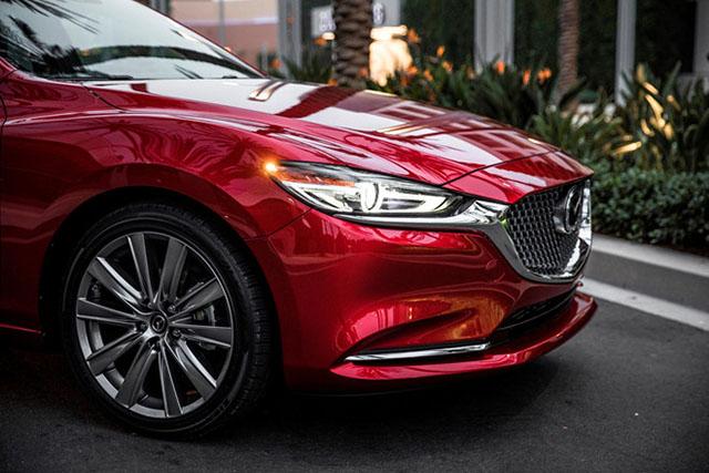 """mazda6 2020 3 - Đánh giá xe Mazda6 Premium - đối thủ xứng tầm của Camry """"thần thánh"""""""