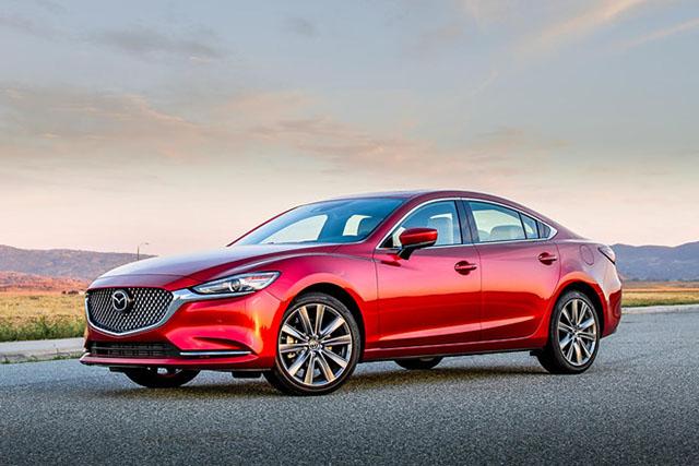 """mazda6 2020 4 - Đánh giá xe Mazda6 Premium - đối thủ xứng tầm của Camry """"thần thánh"""""""
