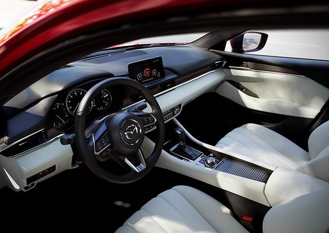 """mazda6 2020 6 - Đánh giá xe Mazda6 Premium - đối thủ xứng tầm của Camry """"thần thánh"""""""