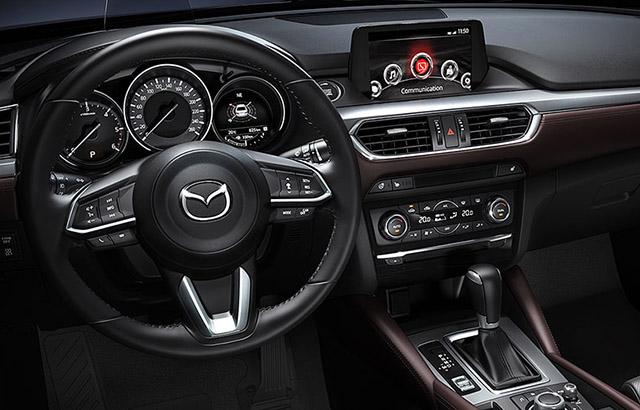 """mazda6 2020 9 - Đánh giá xe Mazda6 Premium - đối thủ xứng tầm của Camry """"thần thánh"""""""