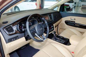 noi that kia sedona 03 42309j 300x200 - Đánh giá xe Kia Sedona Deluxe - Minivan Full-size của Kia giá 1,01 tỷ đồng liệu có xứng đáng để tậu?