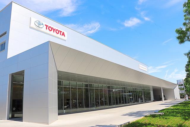 c - Giới thiệu đại lý Toyota Okayama Đà Nẵng