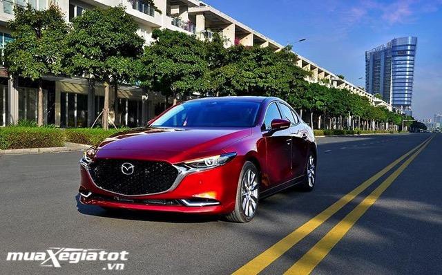 Đánh giá xe Mazda 3 2020