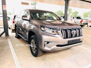 giá xe Land Cruiser Prado