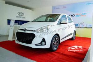 Giá xe Hyundai Grand i10