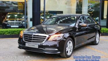 giá xe Mercedes S450L