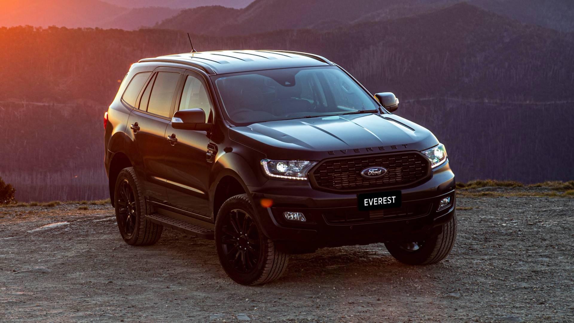 2020 ford everest sport australia spec 7 - Kinh nghiệm mua xe ô tô gia đình: Nên mua xe gì, tầm giá bao nhiêu?