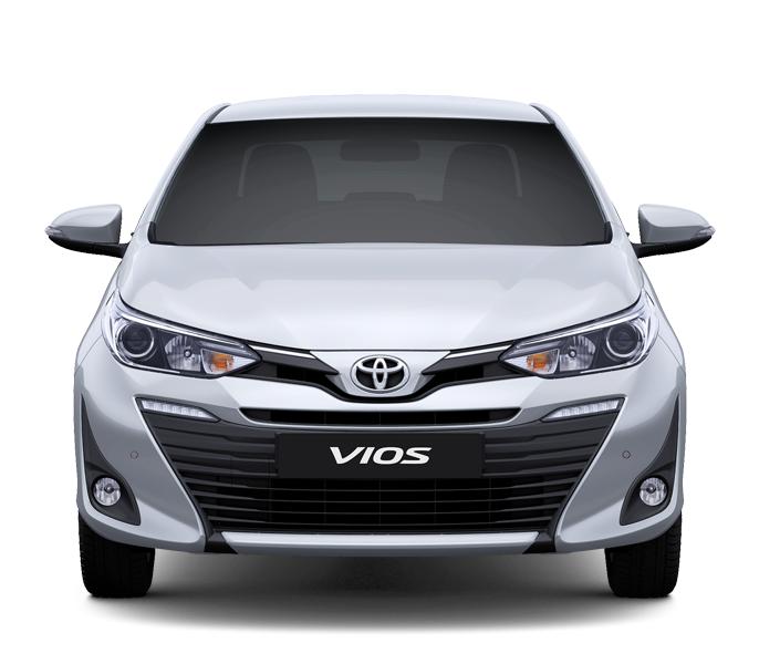 26 - So sánh nhanh Toyota Vios E CVT 3 và 7 túi khí: Sự khác biệt trong tầm giá