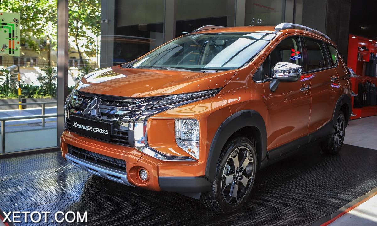 4 1 - So sánh Mitsubishi Xpander Cross và Toyota Corolla Cross: Ngang tài, ngang sức