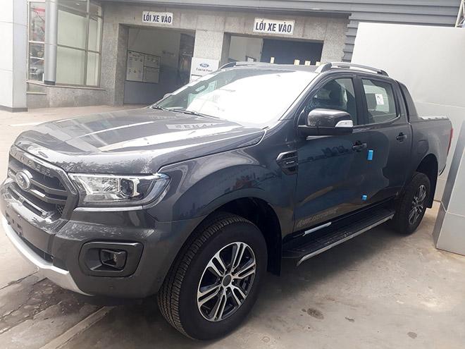 4 - Những điểm mới đáng chú ý trên Ford Ranger Wildtrak 2020 về Việt Nam