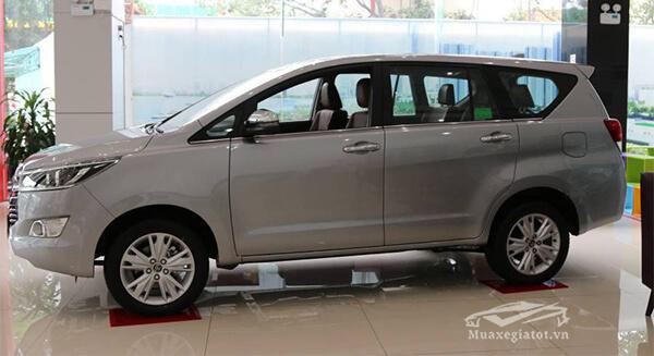 6 1 - So sánh Toyota Innova và Mitsubishi Outlander, mua xe nào chạy gia đình