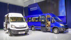 6 300x169 - Đánh giá xe khách Iveco Daily (THACO): Đối thủ lớn của Ford Transit