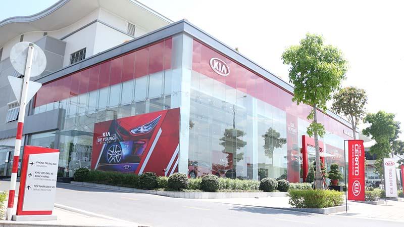 7a - Giới thiệu đại lý KIA Bình Tân - Showroom chuyên biệt lớn nhất tại Hồ Chí Minh