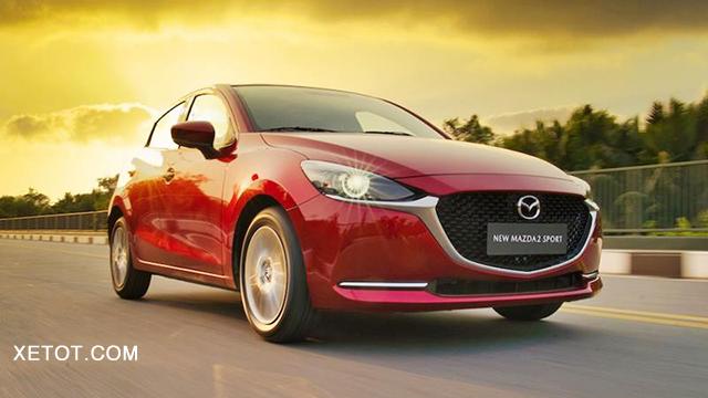gia mazda 2 sport 2020 xetot com - 10 mẫu xe ô tô đáng mua nhất trong tầm giá 600 triệu đồng