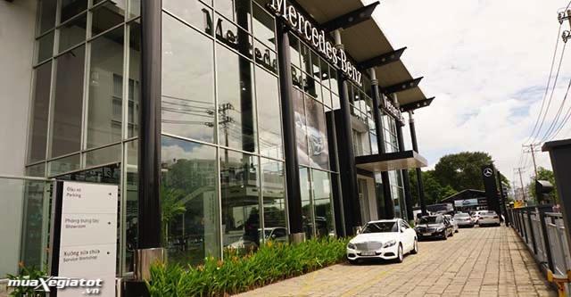 me - Giới thiệu đại lý xe Mercedes Trường Chinh, Q. Tân Phú, Tp. HCM