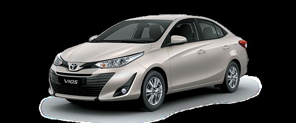 xe toyota vios e cvt 2020 2021 3 tui khi muaxegiatot vn - Nên mua xe Toyota Vios 2020 hay chờ Honda City 2020 thế hệ mới