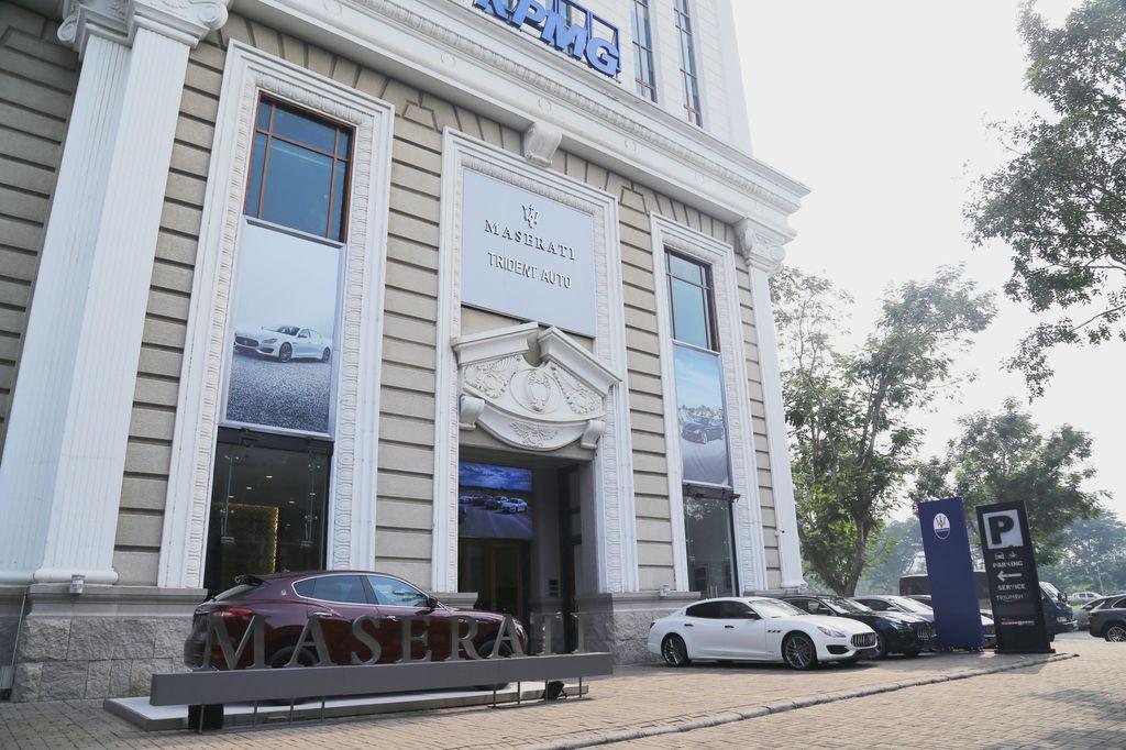 3a - Giới thiệu Showroom Maserati Phú Mỹ Hưng, Quận 7, Tp. Hồ Chí Minh