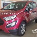 1 5 150x150 - Chi tiết Ford Ecosport 1.5L AT Ambiente 2021 - tiện lợi, gọn gàng, offroad cực tốt