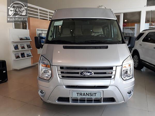 1 6 - Chi tiết Ford Transit Tiêu chuẩn 2021 (Standard) - chiếc xe 16 chỗ sinh lợi hoàn hảo