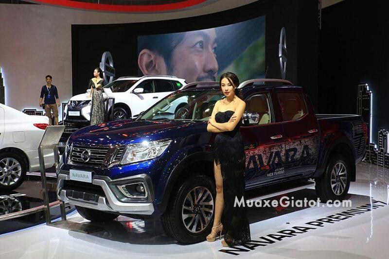 1 7 - Chi tiết xe Nissan Navara Premium Z 2021 kèm giá bán