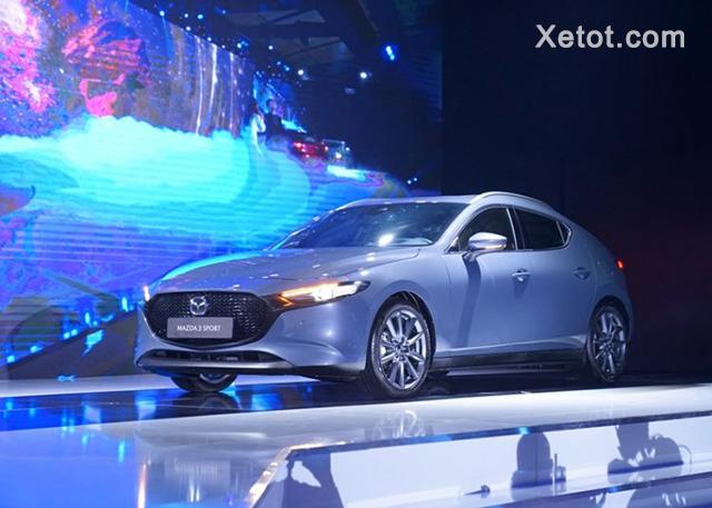 1 - Đánh giá xe Mazda 3 Sport 1.5L Deluxe mới
