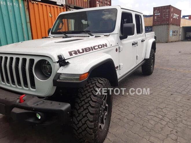 10 1 - Chi tiết xe bán tải Jeep Gladiator Rubicon 2021 kèm giá bán tại Việt Nam
