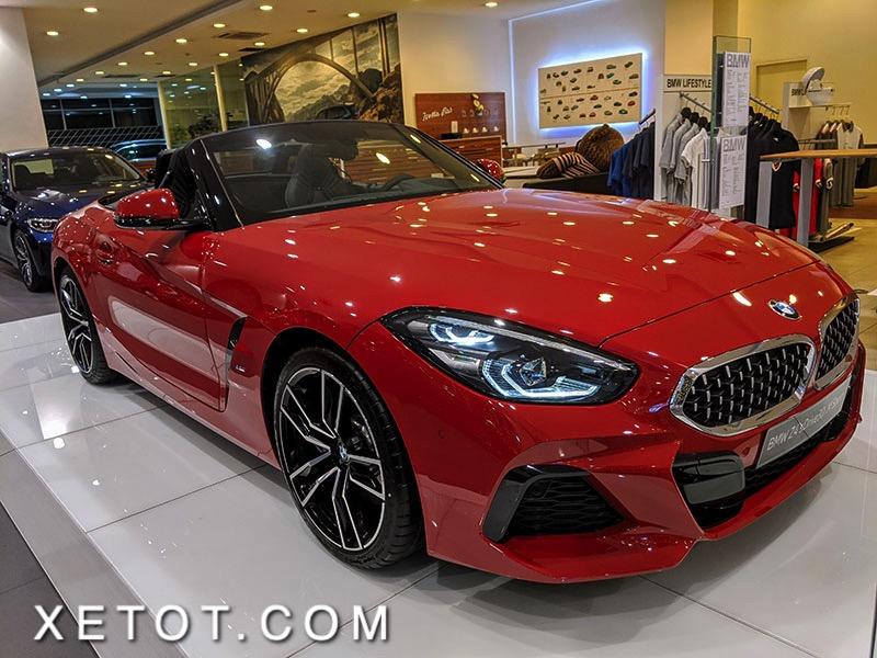 11 1 - Chi tiết xe BMW Z4 2021 kèm giá bán 04/2021