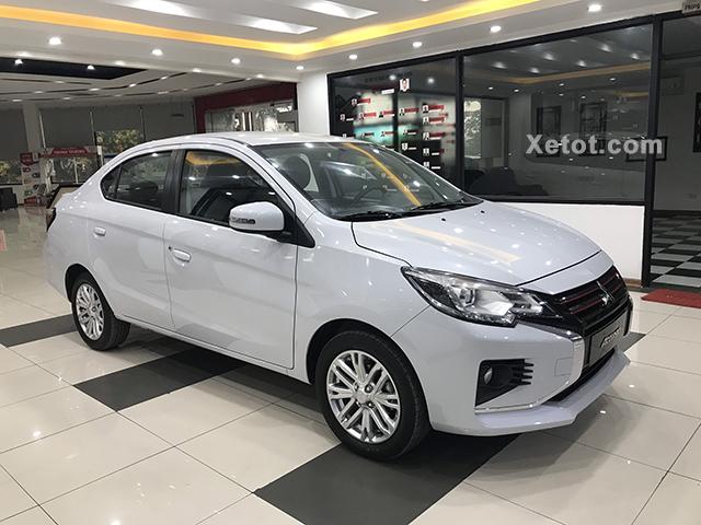 11 4 - Chi tiết xe Mitsubishi Attrage CVT 2021 kèm giá bán!