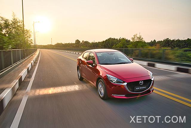 12 1 - Chi tiết xe Mazda2 1.5L Luxury 2021 - bổ sung nhiều tiện nghi, tự tin đối đầu Vios