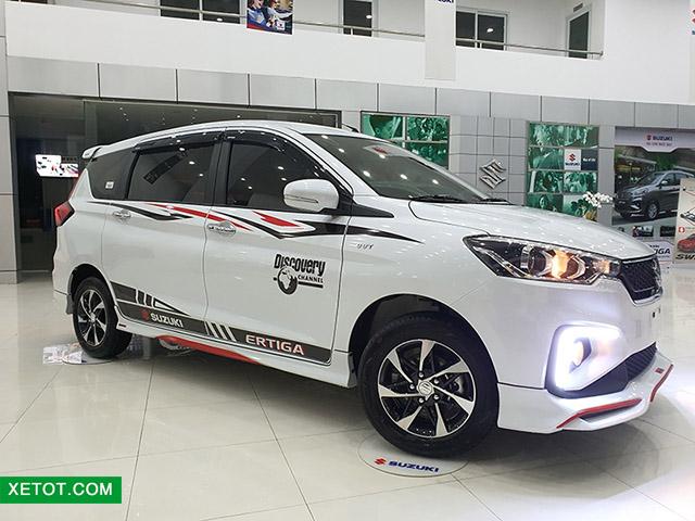 12 4 - Chi tiết xe Suzuki Ertiga GL 2021: Có gì HOT để đối đầu Mitsubishi Xpander?