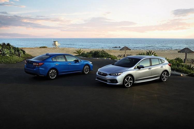 """14 2 - Chi tiết xe Subaru Impreza 2021 nâng cấp """"nhẹ"""""""