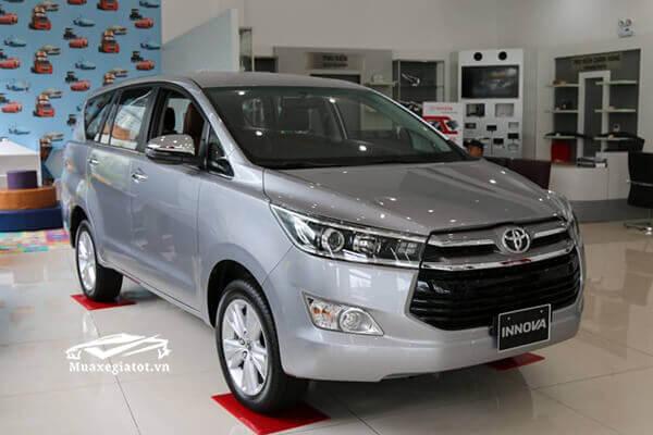 15 1 - Chi tiết xe Toyota Innova 2.0V 2021, Tinh hoa xe đa dụng của Toyota