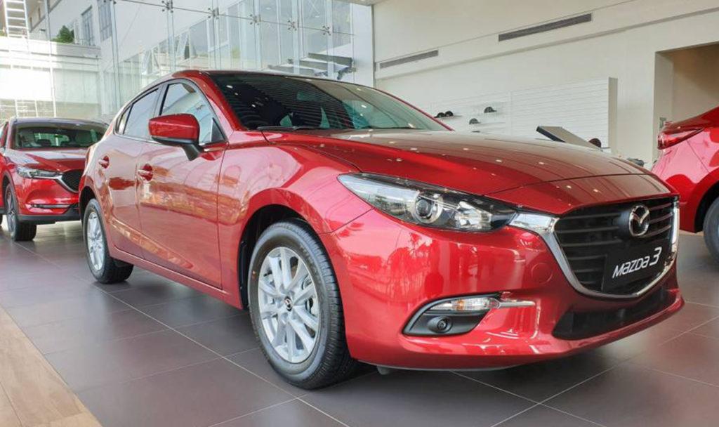 """15 2 - Mazda3 Sport 2.0L Signature Luxury mới - hatchback tiện nghi hoàn hảo cho những chủ nhân """"chịu chi"""""""