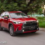 16 1 150x150 - Toyota Corolla Cross 1.8 V 2021: Xứng tầm phân khúc SUV hạng C