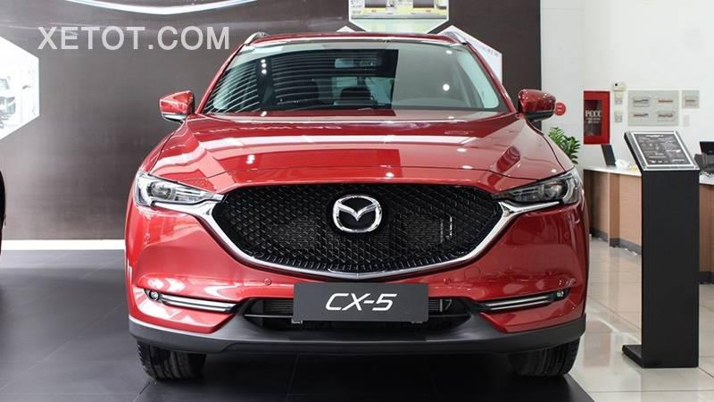 16 - Đánh giá Mazda CX-5 Signature Premium 2WD mới - phiên bản tiệm cận hoàn hảo